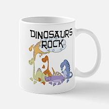 Dinosaurs Rock Mug