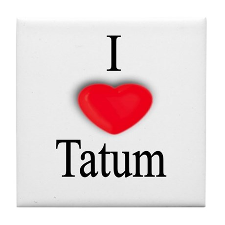 Tatum Tile Coaster