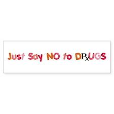 Natural Health Bumper Sticker (50 pk)