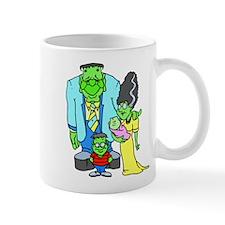 Frankenstein Family Mug