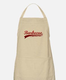 Barbecue Instructor Apron