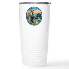 StFran./Chihuahua (LH) Travel Mug