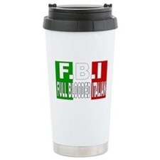 FBI Travel Mug