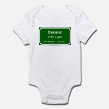 Oakland Infant Bodysuit