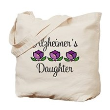 Alzheimer's Daughter Tote Bag