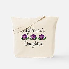 Alzheimer's Daughter Tote Bag