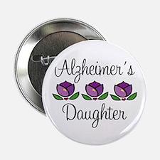 """Alzheimer's Daughter 2.25"""" Button"""