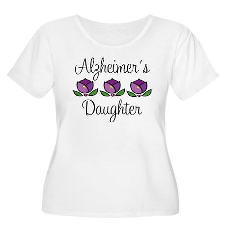Alzheimer's Daughter Women's Plus Size Scoop Neck