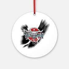 TexMex FM 2k10 Ornament (Round)