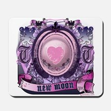 New Moon Antique Etching Mousepad