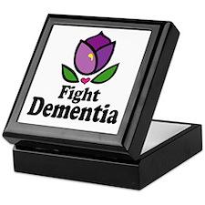Fight Dementia Keepsake Box