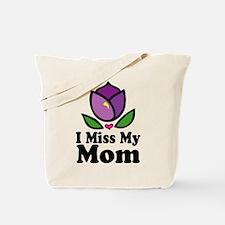 Miss My Mom Alzheimer's Tote Bag
