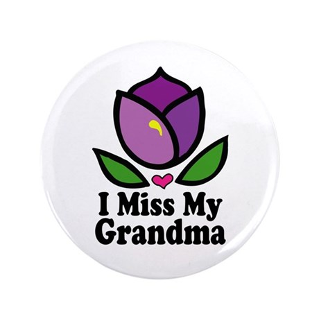 "Alzheimer's Grandma 3.5"" Button"