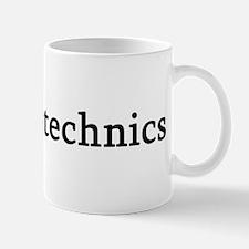 I Love Pyrotechnics Mug