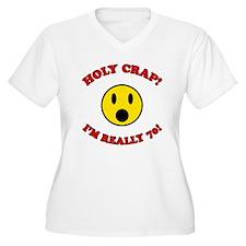 Holy Crap 70th Birthday T-Shirt