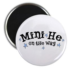 Mini He Maternity Magnet