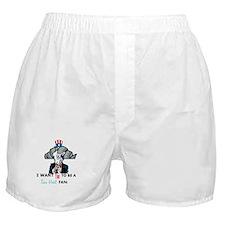 Cute North carolina tar heels Boxer Shorts