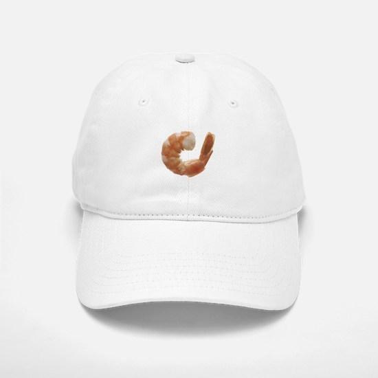 Steamed Shrimp Baseball Baseball Cap