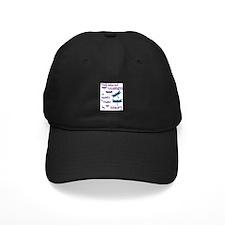 Well Behaved Women Rarely Make History Baseball Hat
