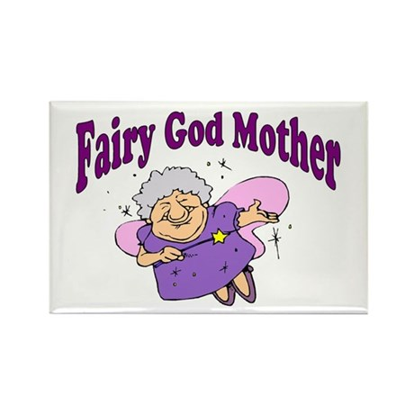 Fairy Godmother Rectangle Magnet (10 pack)