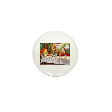 MAD HATTER'S TEA PARTY Mini Button
