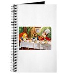 MAD HATTER'S TEA PARTY Journal