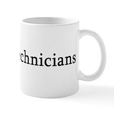 I Love Pyrotechnicians Mug
