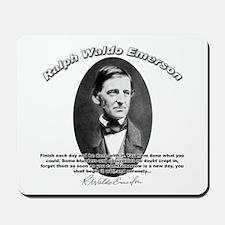 Ralph Waldo Emerson 02 Mousepad