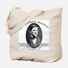 Ralph Waldo Emerson 02 Tote Bag