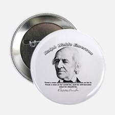 Ralph Waldo Emerson 01 Button