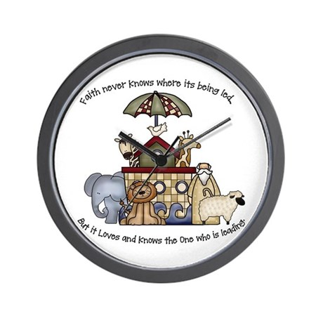 Noah Wall Clock