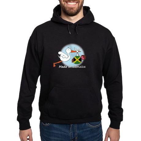 Stork Baby Jamaica Hoodie (dark)