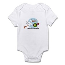 Stork Baby Jamaica Infant Bodysuit