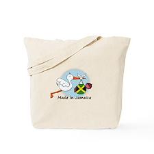 Stork Baby Jamaica Tote Bag