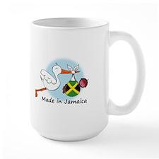 Stork Baby Jamaica Mug