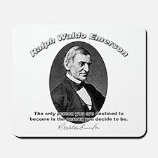 Ralph Waldo Emerson 04 Mousepad