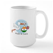 Stork Baby India Mug