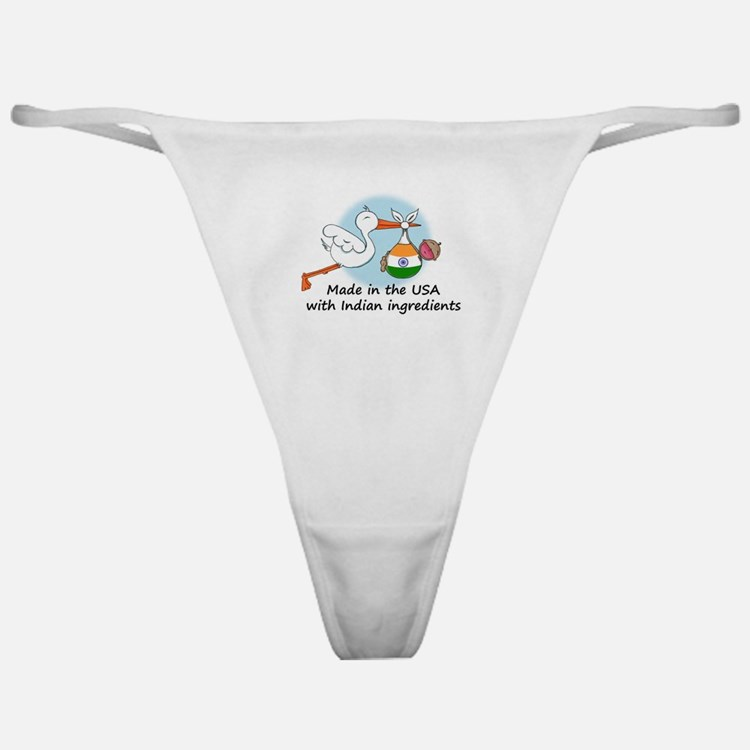 Stork Baby India USA Classic Thong