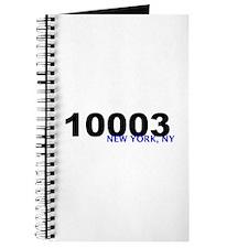 10003 Journal