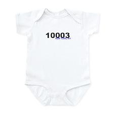 10003 Infant Bodysuit