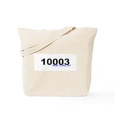 10003 Tote Bag