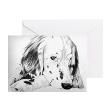 Sleepy Puppy Greeting Cards (Pk of 10)