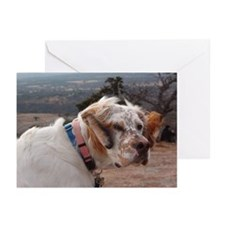 Clarence Greeting Cards (Pk of 10)