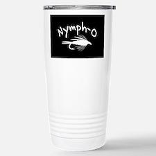 NYMPH-O Stainless Steel Travel Mug