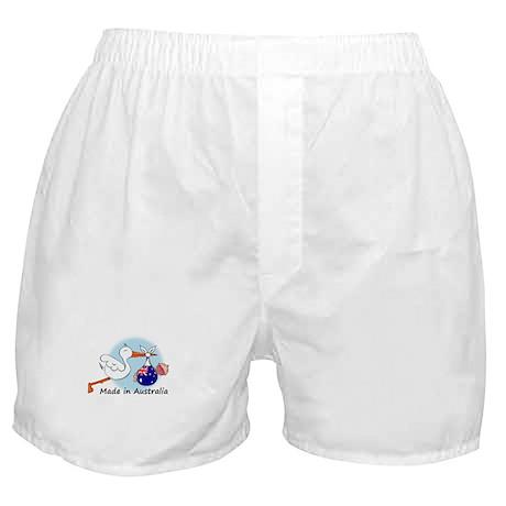 Stork Baby Australia Boxer Shorts