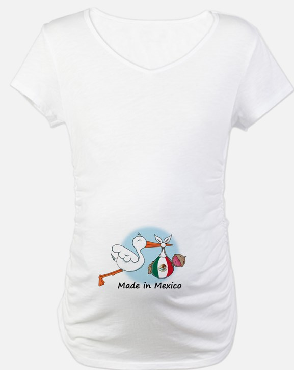 Stork Baby Mexico Shirt