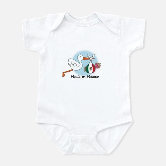 Stork Baby Mexico Infant Bodysuit