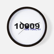 10009 Wall Clock