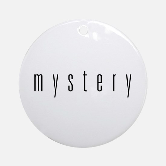 Mystery Ornament (Round)