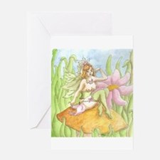 Sexy Fairy Greeting Card